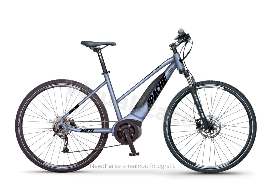MATTA BOSCH ACTIVE, blue (2021)